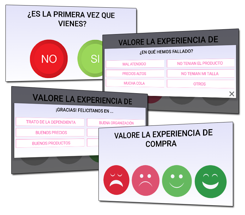 informe de satisfaccion clientes