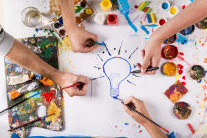entrenar la creatividad