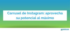carrusel de instagram