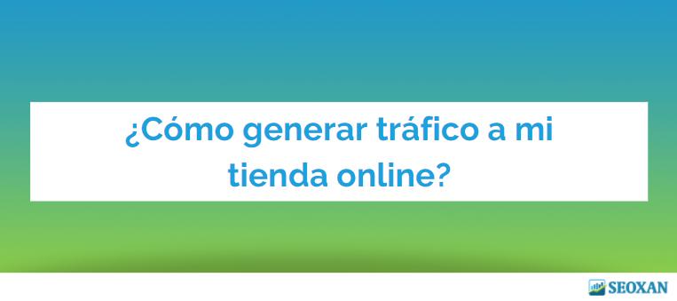 generar trafico web