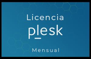 Licencia Plesk Mensual (Mensual)