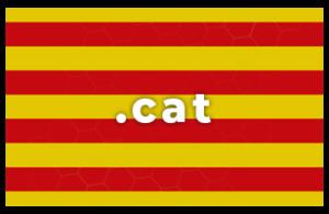 Contratación o renovación de un dominio .cat