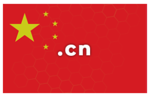 Contratación o renovación de un dominio .cn (China)