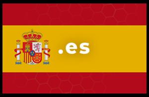 Contratación o renovación de un dominio .es (España)