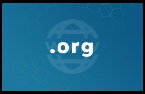 Contratación o renovación de un dominio .org